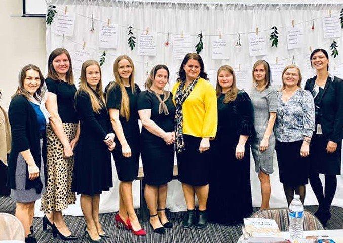 Отзыв о женской конференции в Kennewick, WA